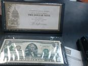 UNITED STATES Paper Money - World CURRENCY COLLECTION